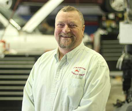 Mark Laudenslager - Owner of LT Automotive